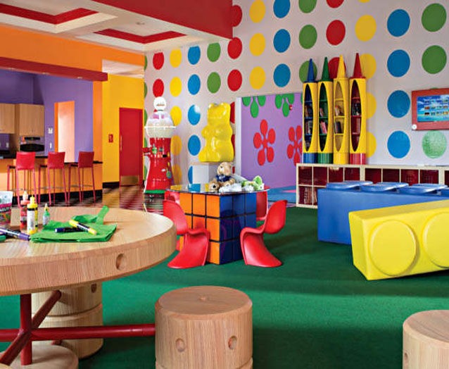 Kindergarten Classroom Decoration ~ Best play school interior designers in bangalore